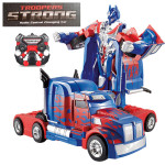 Troopers STRONG RC Radio Remote Control Transformer Vehicle Car